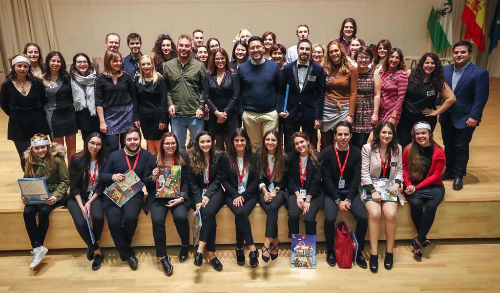 Celebramos la XII Gala de Navidad Inlingua Granada junto a vosotros