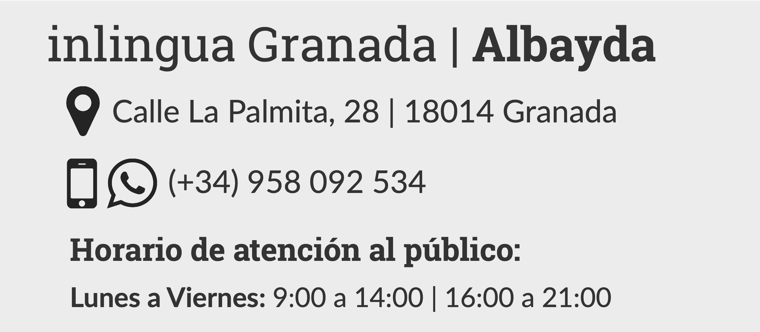 inlingua Albayda